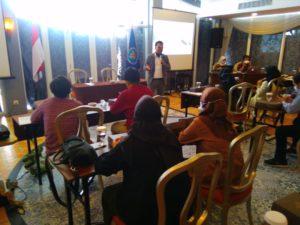 Pengembangan Kapasitas dan Pembinaan Masyarakat Anti Narkoba di Lingkungan Swasta