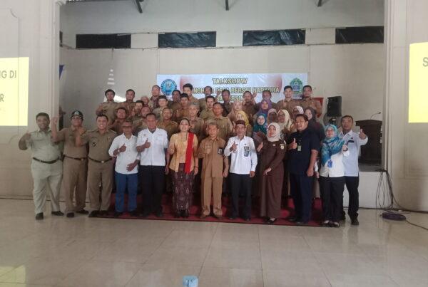 BNNP DIY Launching Desa Bersih Tanpa Narkoba (Desa Bersinar)