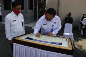 Pencanangan Pembangunan Zona Integritas BNNP DIY