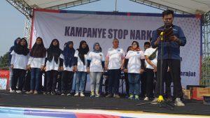 Kampanye Stop Narkoba, Meriahkan Pra Hari Anti Narkotika Internasional (HANI) 2019