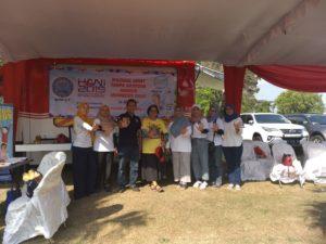 JOKO BNN (Pojok Konseling BNNP DIY) semarakkan di Jambore Nasional Toyota Fortuner Club