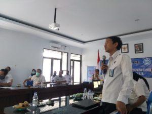 BNNP DIY Sosialisasikan Pembangunan Zona Integritas di BNNK Bantul dan BNNK Sleman