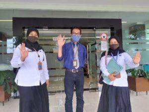 Supervisi Pembangunan Berwawasan Anti Narkoba Kepada PD BPR Bank Daerah Gunungkidul dan PO Maju Lancar