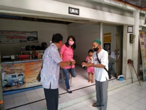 BNNP DIY sosialisasikan P4GN dan Pencegahan Penyebaran Virus Covid-19 hingga wilayah Kabupaten Kulon progo