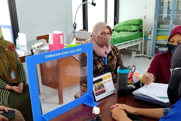 Monitoring dan Evaluasi Pelaksanaan Program Rehabilitasi