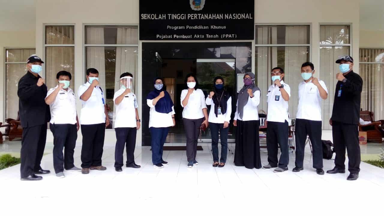 Deteksi Dini Melalui Tes Urin Terhadap Lingkungan Pendidikan di Sekolah Tinggi Pertanahan Nasional (STPN) Yogyakarta