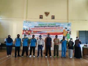 BNNP DIY Sosialisasi P4GN di Kelurahan Trihanggo, Gamping, Sleman