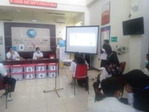 Kunjungan Koordinasi BNNK Jayapura ke BNNP DIY