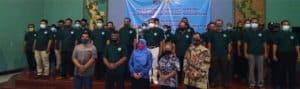 Pengukuhan Relawan Anti Narkoba Kalurahan Bersinar Banguntapan