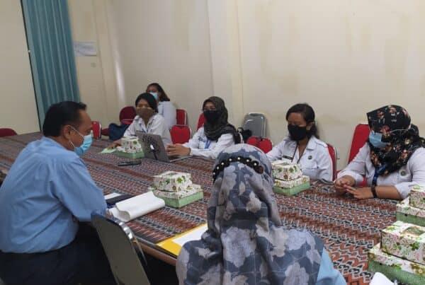 Rapat Koordinasi Rehabilitasi Tingkat Provinsi D.I. Yogyakarta