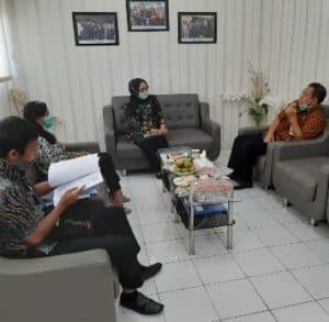 Studi Banding Pengelolaan APBN di BNNK Kediri
