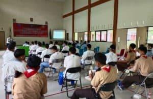 Sinergitas P4GN, Kepala BNNP DIY Kunjungi Rutan Kelas IIb Wonosari dan LPKA Yogyakarta