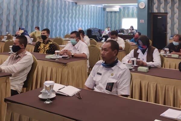Rapat Koordinasi Pelaksanaan Rehabilitasi di Wilayah DIY