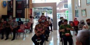BNNP DIY Menerima Kunjungan Study Comparative P4GN Tim Terpadu P4GN Daerah Jawa Barat