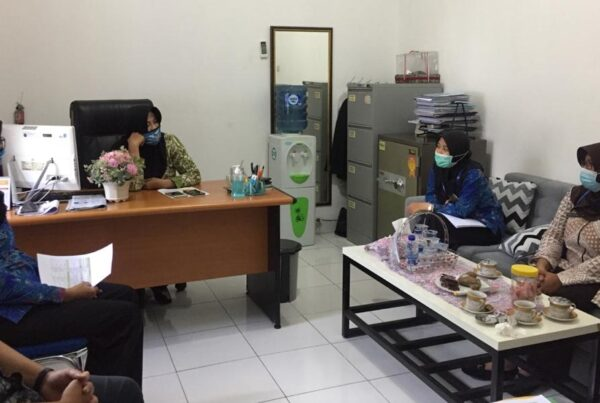 Pelaksanaan Supervisi Layanan Pascarehabilitasi kepada BNNK Sleman